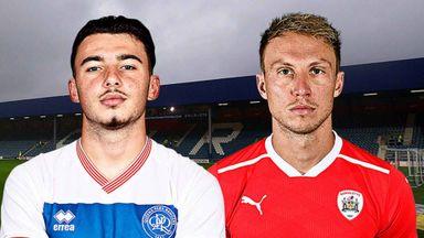 EFL Hlts: QPR v Barnsley