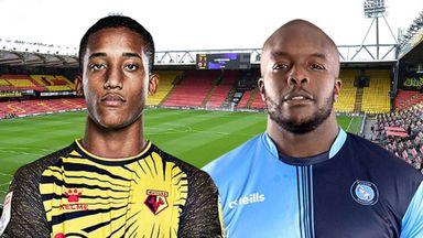 EFL Hlts: Watford v Wycombe