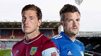 PL: Burnley v Leicester City