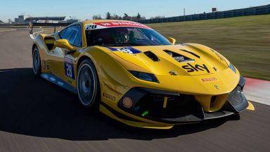 Ferrari Challenge World Final Race