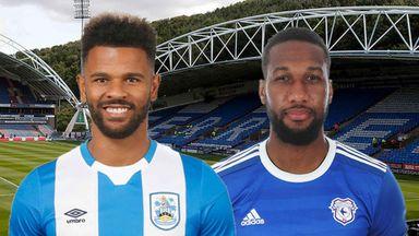 EFL Hlts: Huddersfield v Cardiff