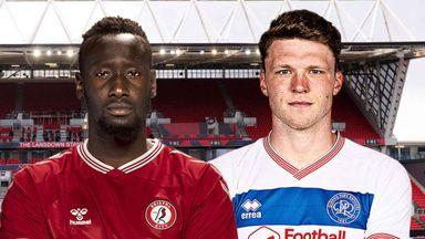 EFL Hlts: Bristol City v QPR