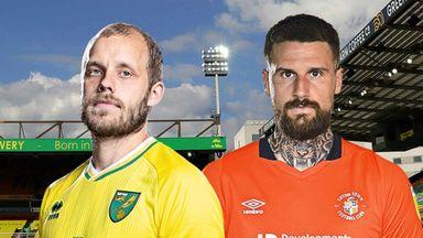 EFL Hlts: Norwich City v Luton