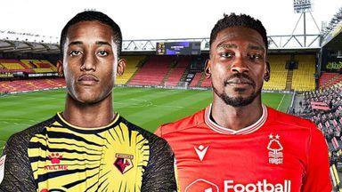 EFL Hlts: Watford v Nott'm Forest