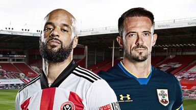 PL: Sheffield United v Southampton