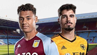 PL: Aston Villa v Wolves