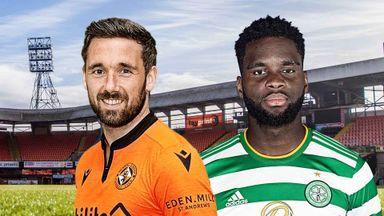 SPFL Hlts: Dundee Utd v Celtic