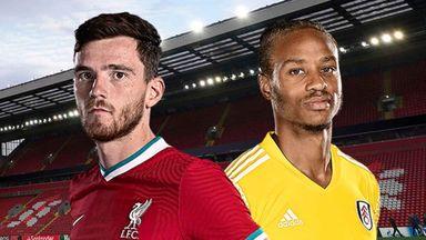 PL - Liverpool v Fulham