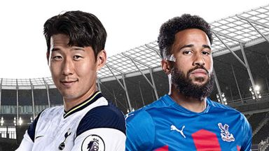 PL: Tottenham v Crystal Palace