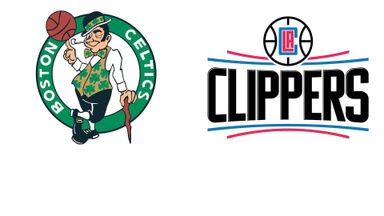 NBA: Boston @ LA Clippers