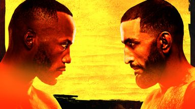 Fight Night - Edwards v Muhammad