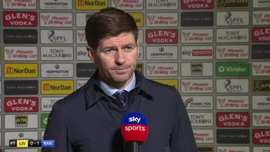 Gerrard: I just wanted a conversation