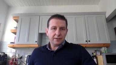 Baraclough: Head injury recovery vital
