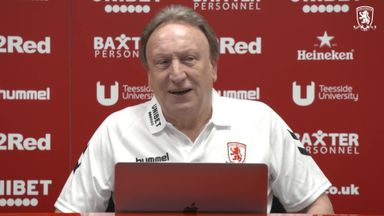 Warnock: I couldn't go without fans