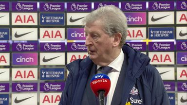 Hodgson: We were punished by quality
