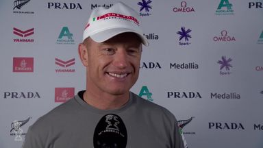 Spithill: Both teams can win races