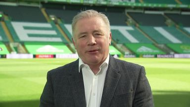 McCoist: The Old Firm clash still matters!