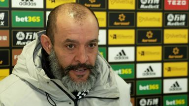 Nuno: Players have a natural evolution