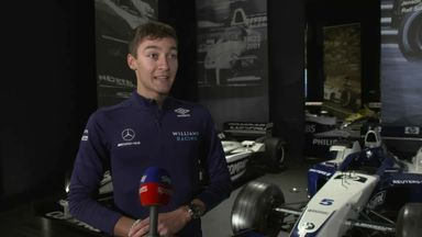 Russell: New Williams step in right direction
