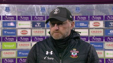 Hasenhuttl concerned by lack of goals