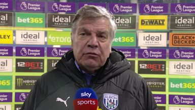 Allardyce: We're not getting the luck
