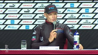 Spithill: King of the comeback