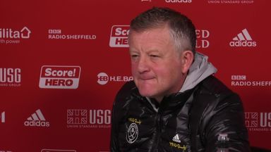 Wilder unsure on Sheffield United future