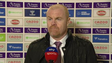 Dyche delighted with 'well-earned' win