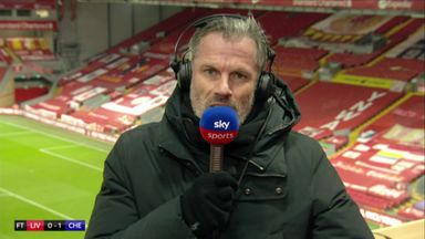 Carra: Liverpool's lack of goals a 'real worry'