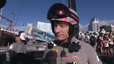 Spithill: New Zealand deserved champions