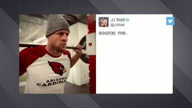 Watt signs with the Cardinals