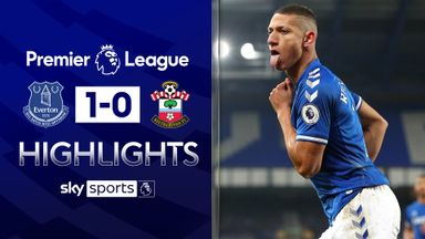 Richarlison strike sinks Saints