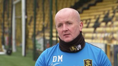 Martindale: Livi must use hurt from cup final loss