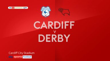 Cardiff 4-0 Derby