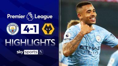 Late goals keep City's winning run going
