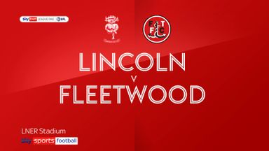 Lincoln 1-2 Fleetwood