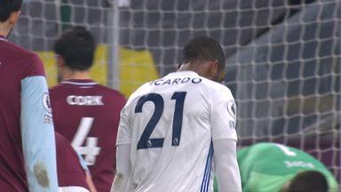 Pereira shoots over (71)