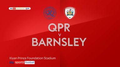 QPR 1-3 Barnsley