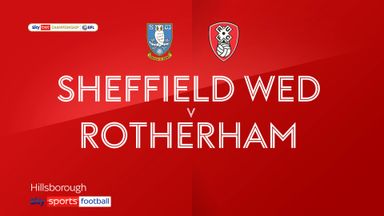 Sheff Wed 1-2 Rotherham