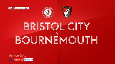 Bristol City 1-2 Bournemouth