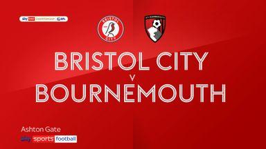 Bristol City 1-2 Bournemouth