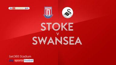 Stoke 1-2 Swansea
