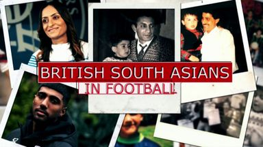 British South Asians in the game