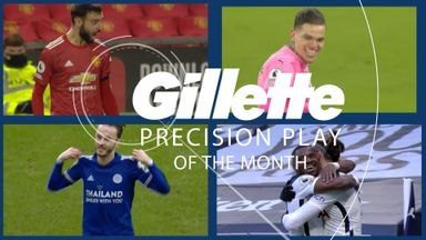 Gillette Precision Play: Best of February