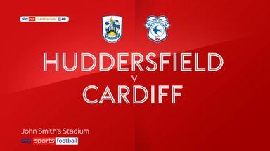 Huddersfield 0-0 Cardiff