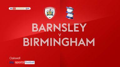 Barnsley 1-0 Birmingham