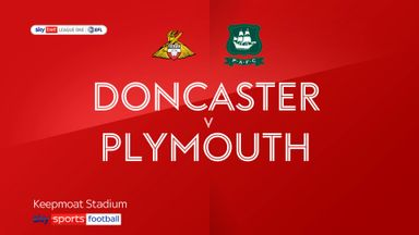 Doncaster 2-1 Plymouth