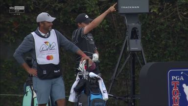 Spieth makes hole-in-one at Bay Hill!