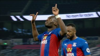 Benteke levels for Palace! (45+1)