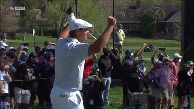 DeChambeau fires 377-yard tee shot